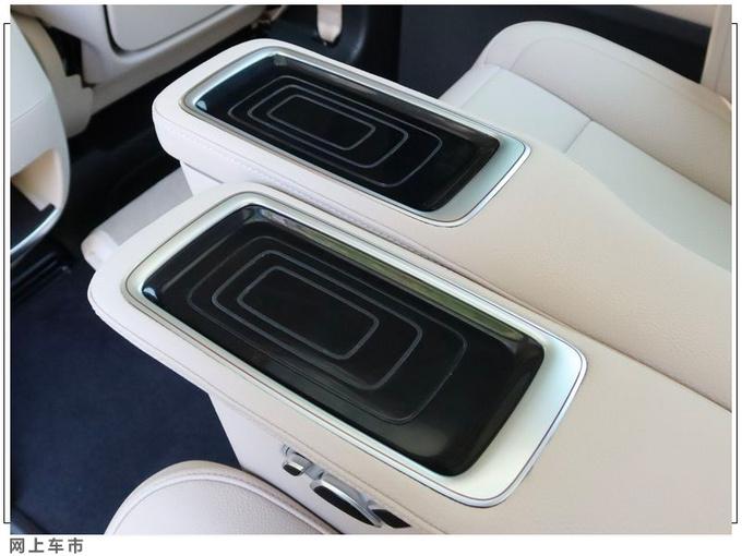 奔驰新V级预售49万起内外更豪华-标配空气悬架-图2