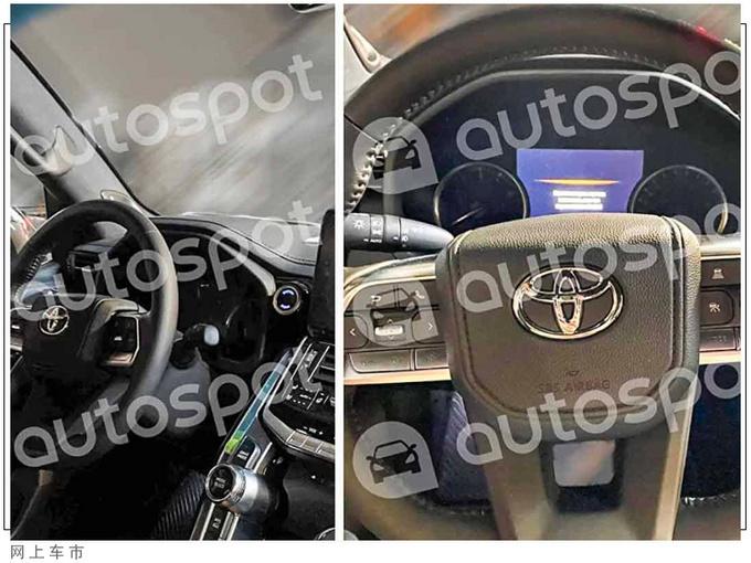 丰田全新兰德酷路外观曝光三个月后即将开售-图5