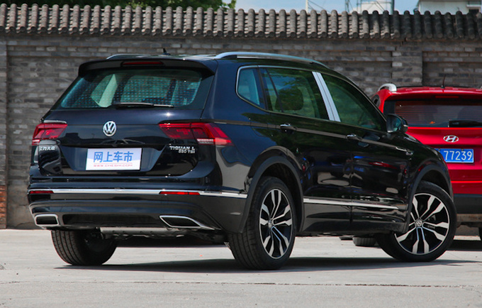 上汽大众新款途观L上市 21.58万起售 最高降2.6万-图3