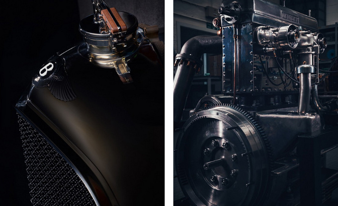 官方复刻 再现1929年宾利Bentley Blower赛车-图1