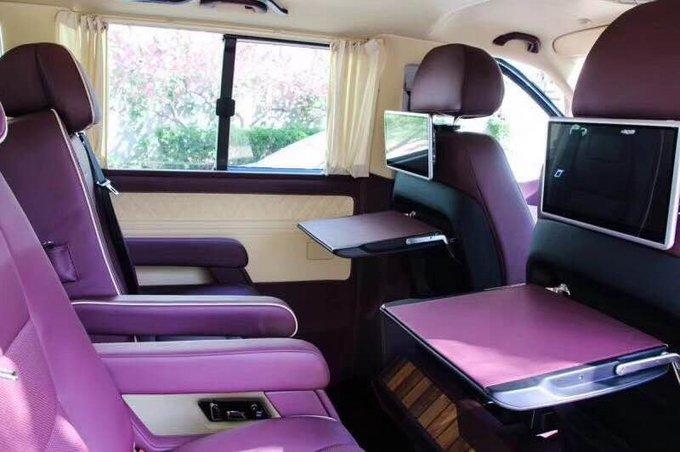 18款四驱大众凯路威 定制商旅升级更舒适-图6