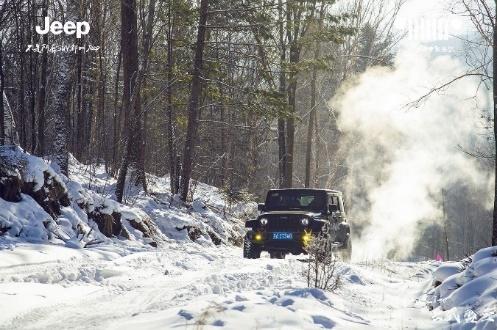 Jeep Life年度盛会:穿雪原探玄武,为自己指南!-图12