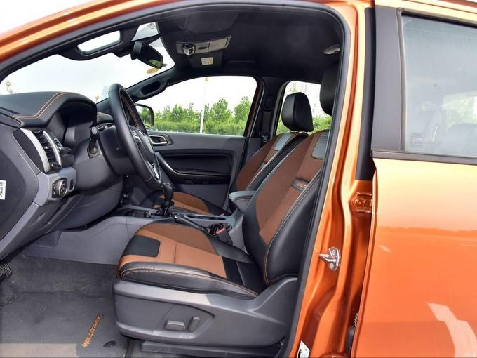 福特Ranger 3.2T柴油皮卡港口现车成交价-图6