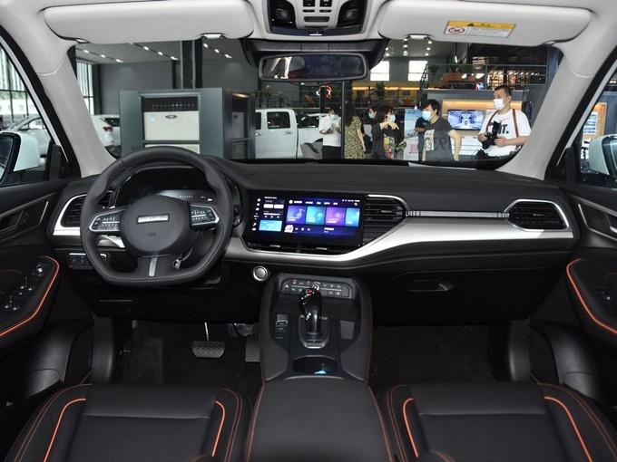 长城哈弗F7东莞优惠0.85万 店内有现车销售-图2