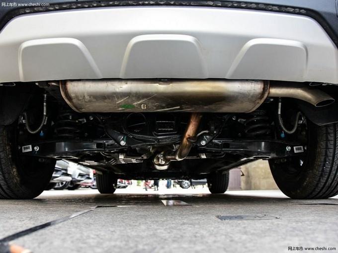 8万元预算还想买省油的SUV只能在这三款里选了-图15