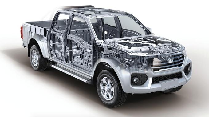 8.68万元起售 风骏7汽油版上市 首款国六B皮卡-图9
