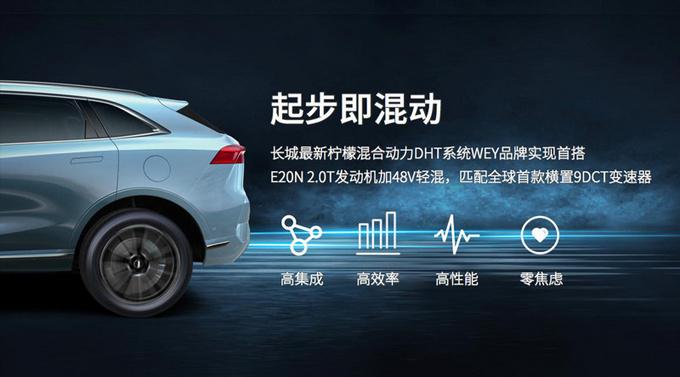 长城WEY全新旗舰SUV摩卡首发 搭载全新智能科技-图3