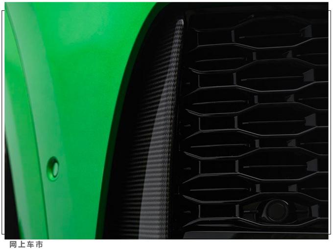 奥迪全新RS Q8改装版升级独有涂装/配23寸轮毂-图5