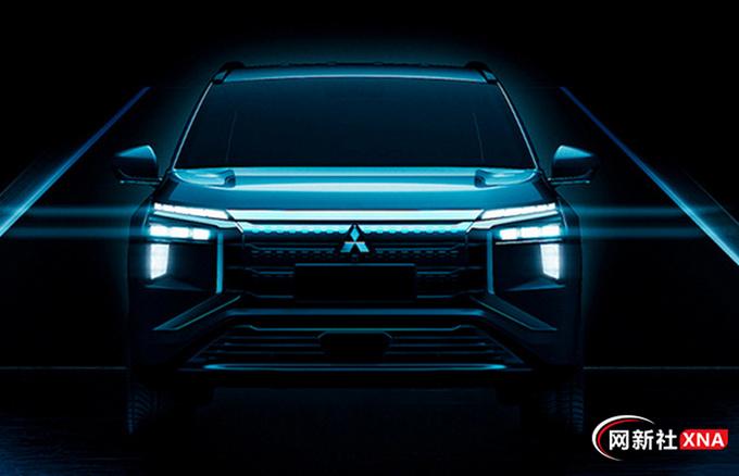 三菱首款国产纯电SUV曝光 或今年四季度上市-图4
