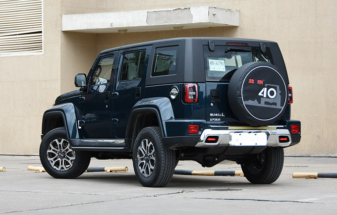 哈弗大狗/北京BJ40 同为硬派SUV哪款最值得买-图3