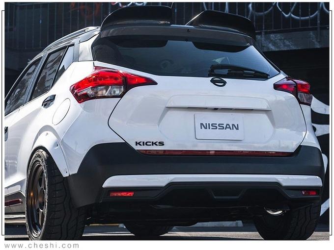 日产全新跨界SUV改装版 搭1.6T引擎动力大涨-图6