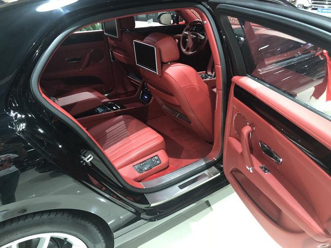 18款欧规宾利飞驰V8S 天窗4座超高性价比-图8