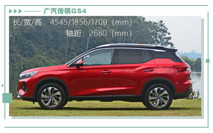 十五万家用SUV买谁值荣威RX5 PlUS/哈弗F7/传祺 GS4-图10
