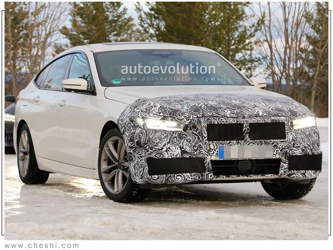 宝马新款6系GT渲染图曝光 搭2.0T引擎造型更精致-图3