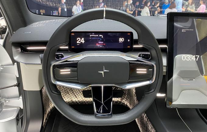 2020北京车展前瞻极星Precept概念车抢先看-图12