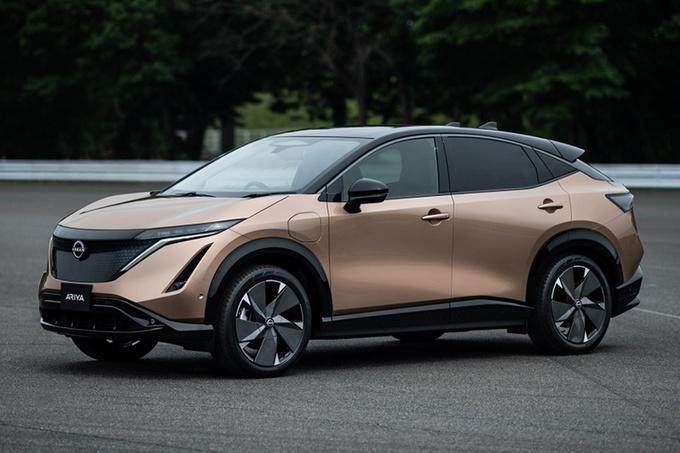 日产将推纯电动大型SUV 2021年底亮相/续航500公里-图1