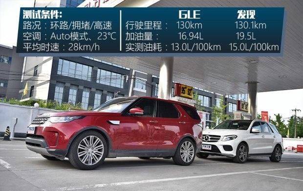 18款奔驰GLE400加版 多功能SUV对比发现-图6