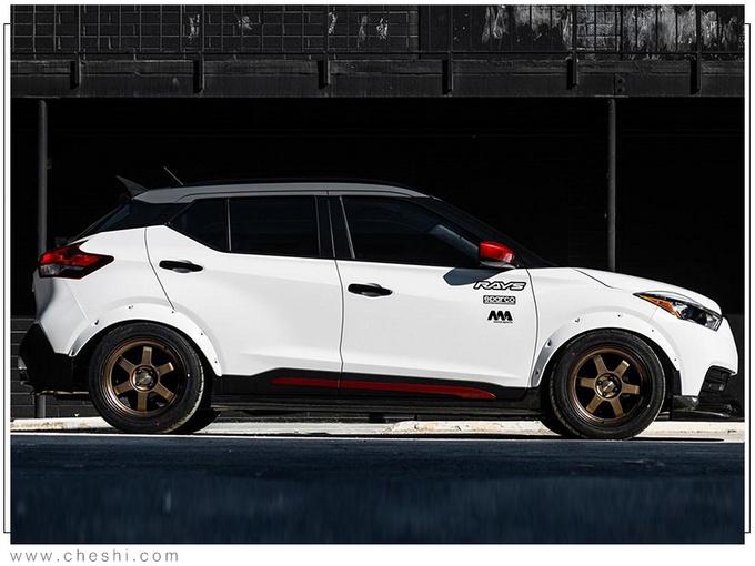日产全新跨界SUV改装版 搭1.6T引擎动力大涨-图4