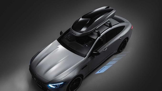 增加实用性 梅赛德斯-AMG推出官方车定行李箱-图3