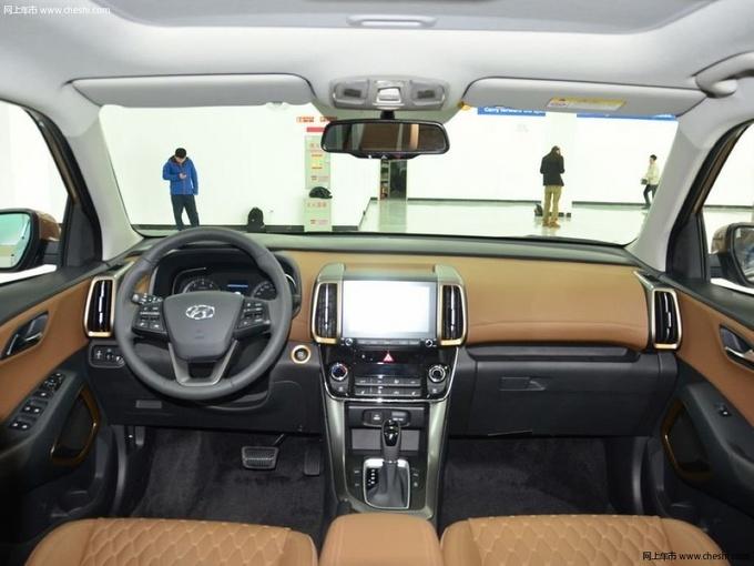 锦州领克01优惠现车 现代SUV仅10.99万-图2