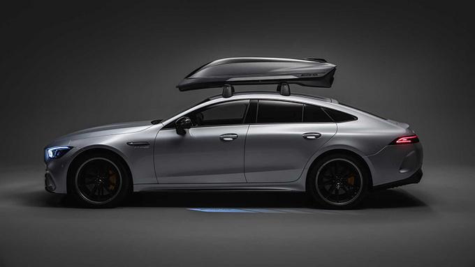 增加实用性 梅赛德斯-AMG推出官方车定行李箱-图2