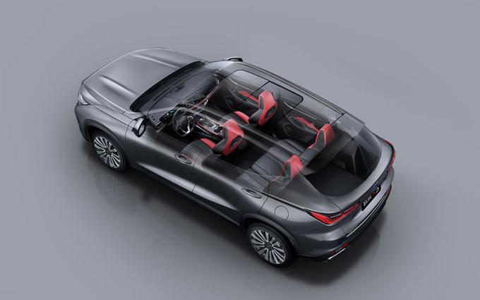 前卫动感的发光体 欧尚X5是如何点亮潮流用车生活-图11