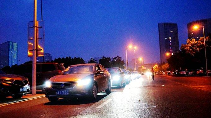 恋一人爱一款车遇见一座城朗逸plus巡游-图6