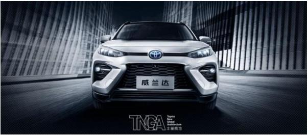 TNGA照耀前行 丰田正在马路中央发着光-图7