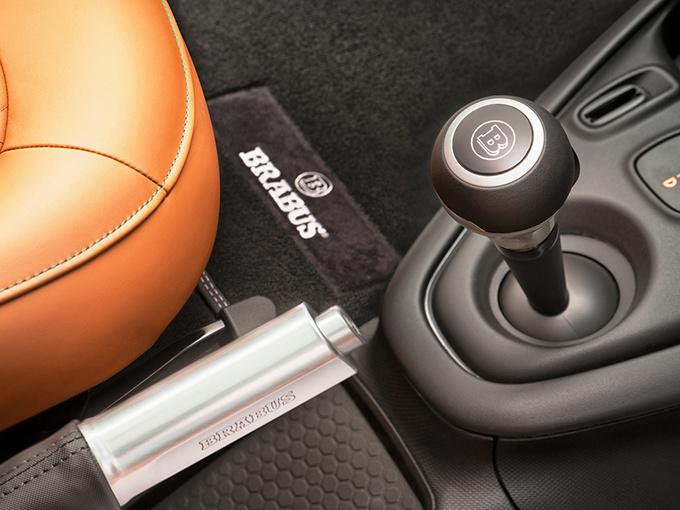 博速版纯电Smart曝光 内饰更豪华 换装16寸轮毂-图8