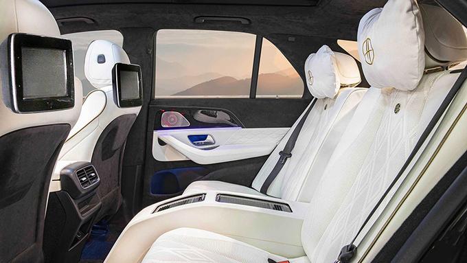 一切向迈巴赫看齐 德国改装厂推出改装版奔驰GLE-图7