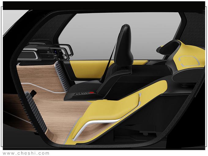 丰田全新超小型EV曝光 比Smart还小/续航100公里-图5