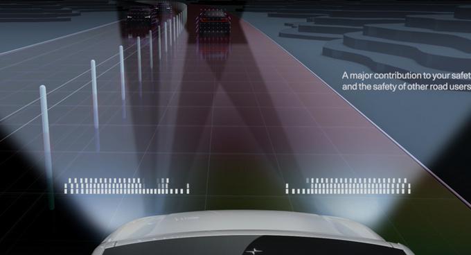 技术含量丝毫不输灯厂没想到极星2的大灯这么有料-图5