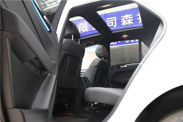 18款奔驰GLE400PK发现 完美座驾独家解读-图5