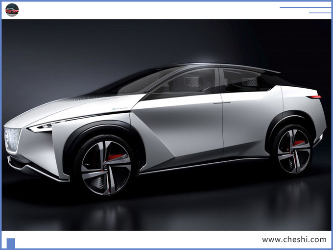日产全新电动车即将亮相 搭双电机/PK特斯拉-图3