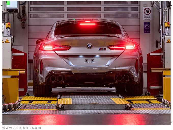 宝马全新8系现已开始生产 搭4.4T引擎6天后发布-图6