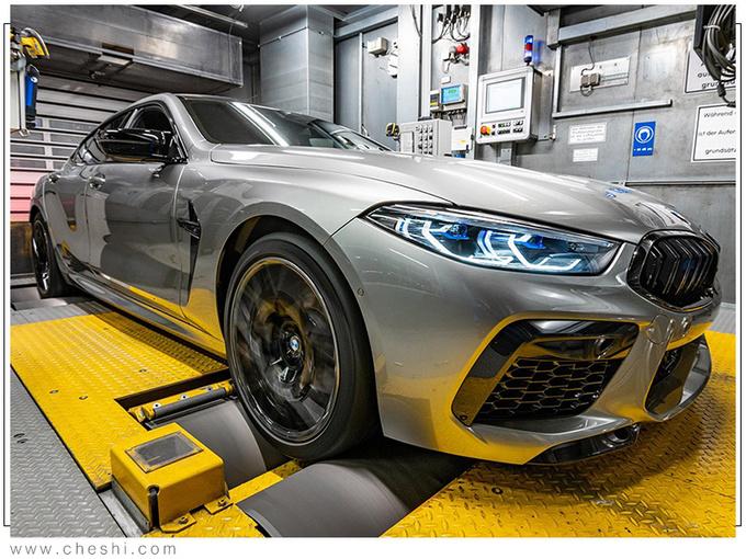 宝马全新8系现已开始生产 搭4.4T引擎6天后发布-图4