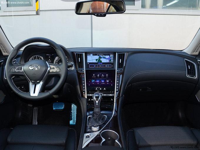 英菲尼迪Q50L优惠2万元 店内现车销售-图3
