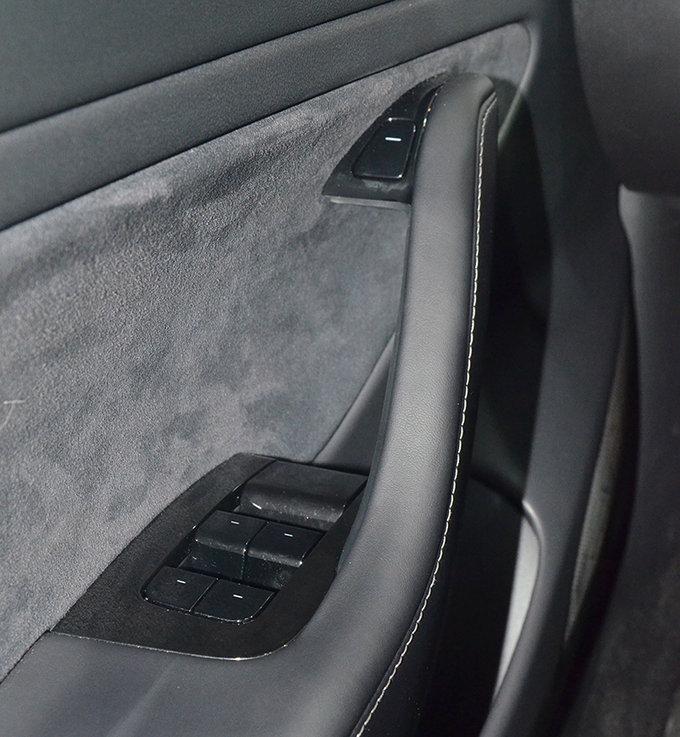像苹果造的车 特斯拉Model3亮相重庆车展-图11