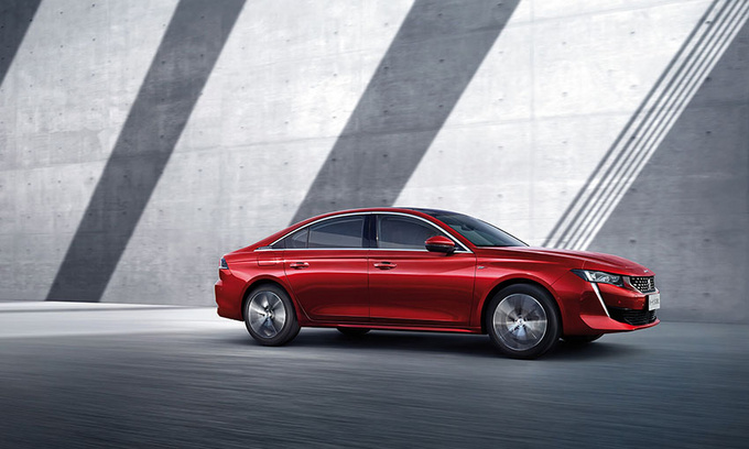 标致508L今日上市  新增驭动版车型  15.97万起售-图2