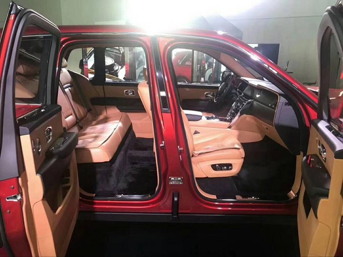 劳斯莱斯库里南SUV 全国第一批定金优先-图13