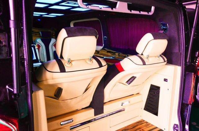 进口车奔驰维特斯5.98米御荣版 等您驾驭-图10