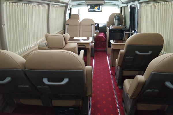 18丰田考斯特降价促销 豪华客舱全新改装-图10