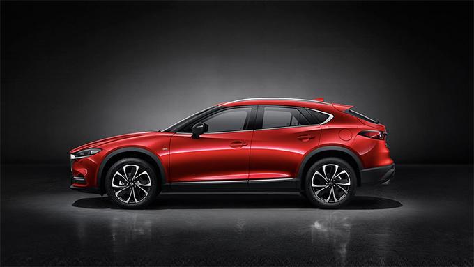 新款一汽马自达CX-4正式上市 售价14.88万元起-图5