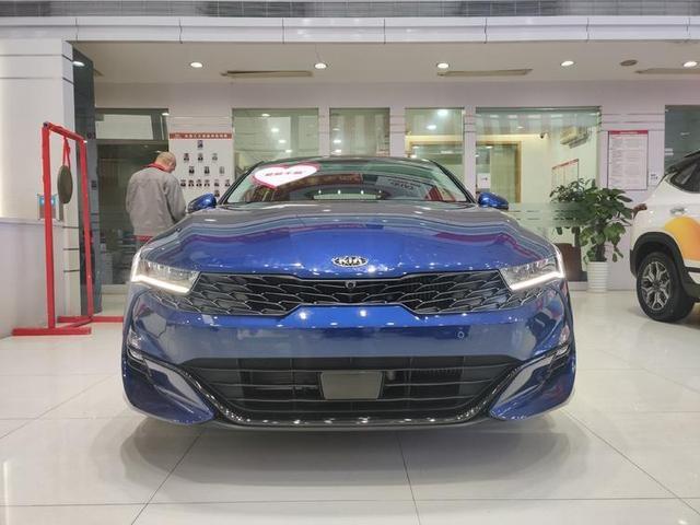 """全新起亚K5海外版东莞到店,""""国行版""""预计9月上市-图3"""