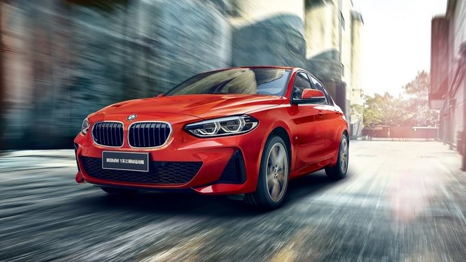 新BMW 1系三厢M运动版上市。共推出四款车型