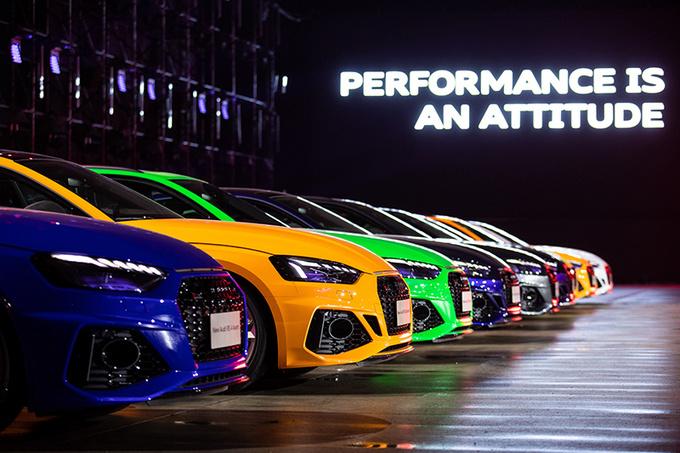 奥迪9款性能新车同时上市 RS/S系列再掀性能热潮-图4