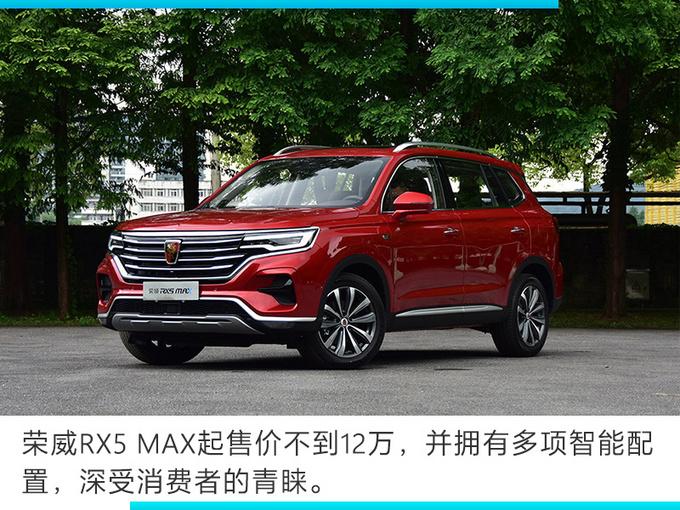 上汽荣威11月销量达37,625辆 RX5系列劲增33-图4