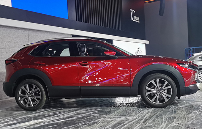 马自达压燃版CX30 XX.XX万起售 动力提升/油耗降低-图2