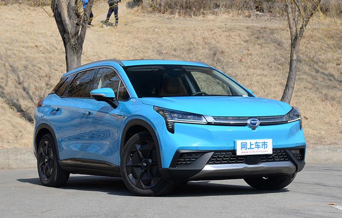 广汽首款氢燃料SUV亮相加氢仅需5分钟/年内上路-图3
