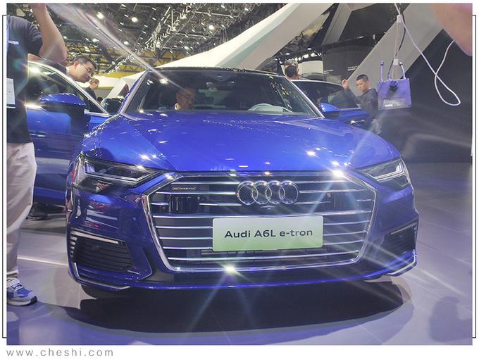 奥迪全新A6L插混版亮相 尺寸更大百公里油耗2.1L-图2